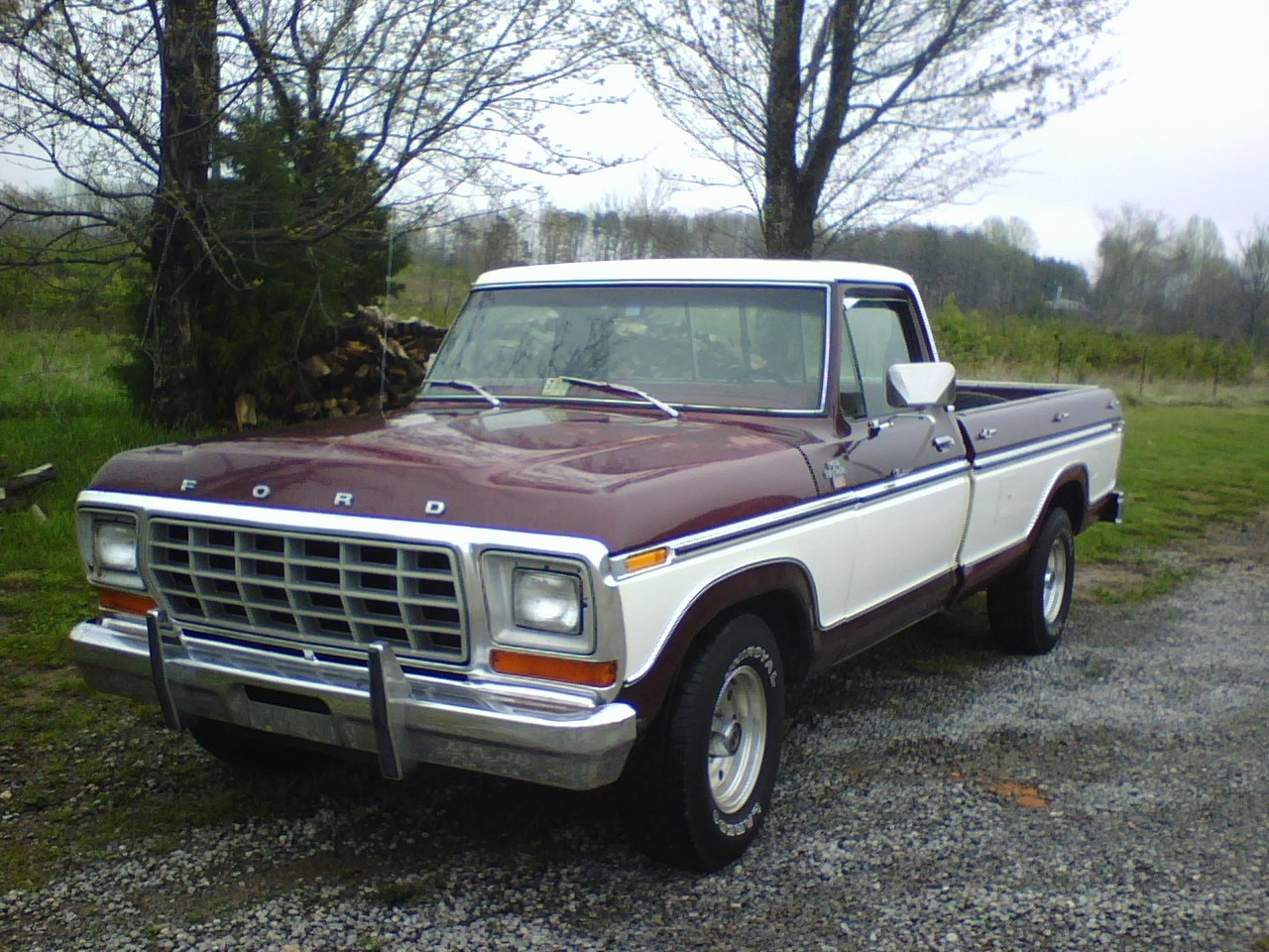 bradhoney 39 s 1979 ford f150 regular cab in chesapeake va. Black Bedroom Furniture Sets. Home Design Ideas