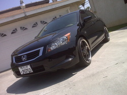 yopleys 2009 Honda Accord