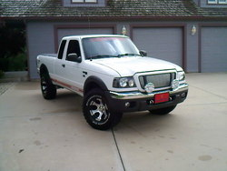 KS_FX4 2004 Ford Ranger Regular Cab