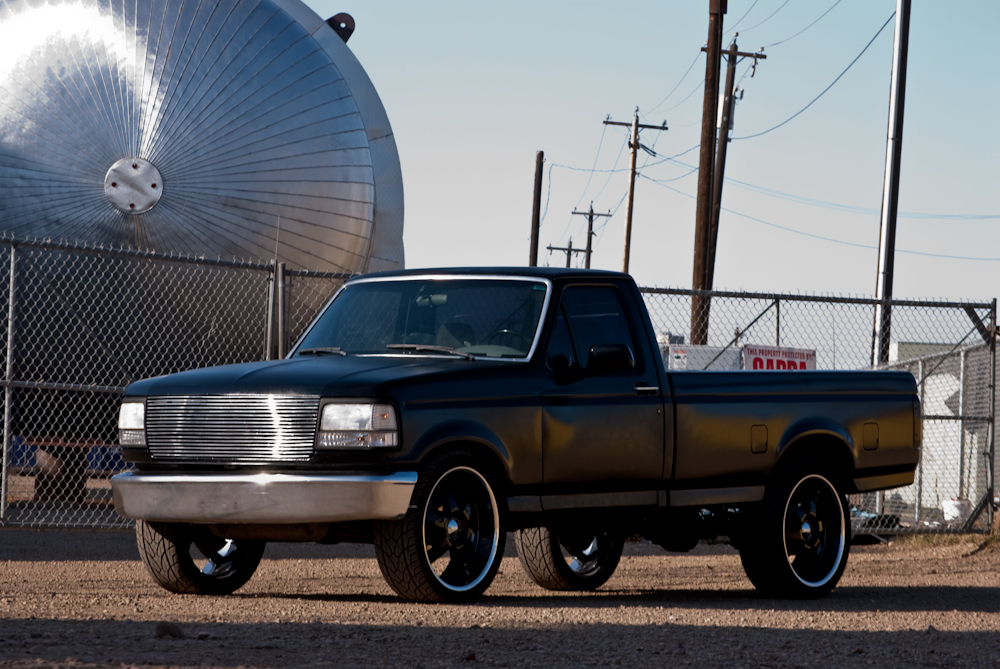 donkboxbubble's 1994 Ford F150 Regular Cab