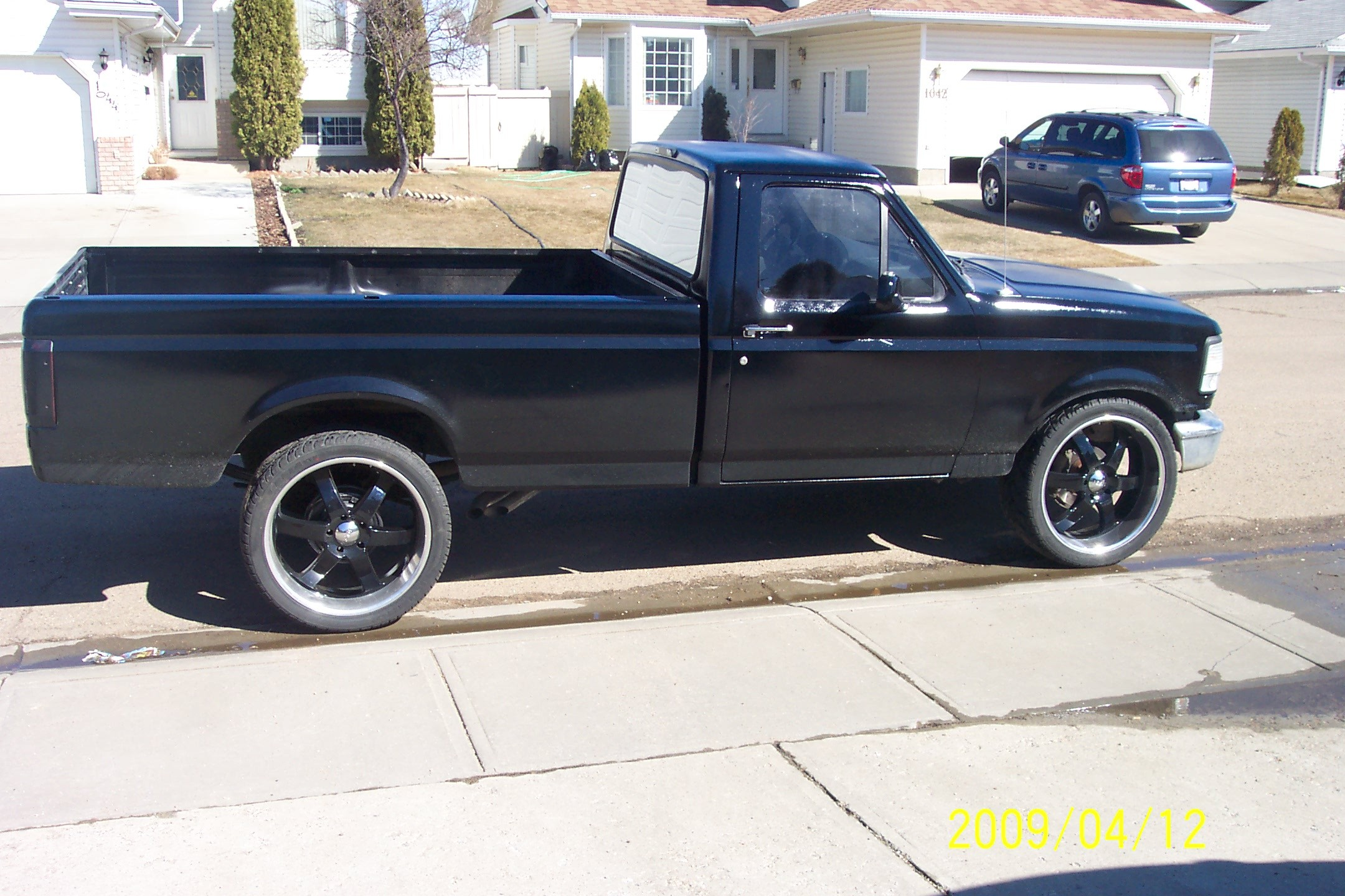 donkboxbubble 1994 Ford F150 Regular Cab 13083105