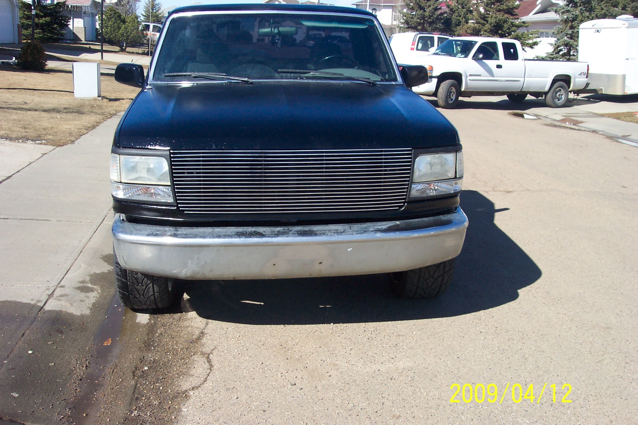 donkboxbubble 1994 Ford F150 Regular Cab 13083107