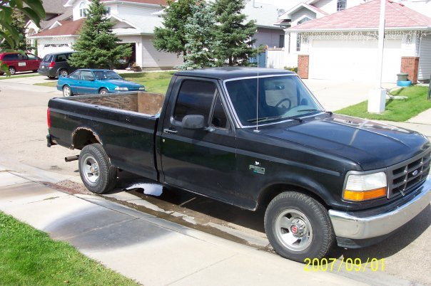donkboxbubble 1994 Ford F150 Regular Cab 13083113