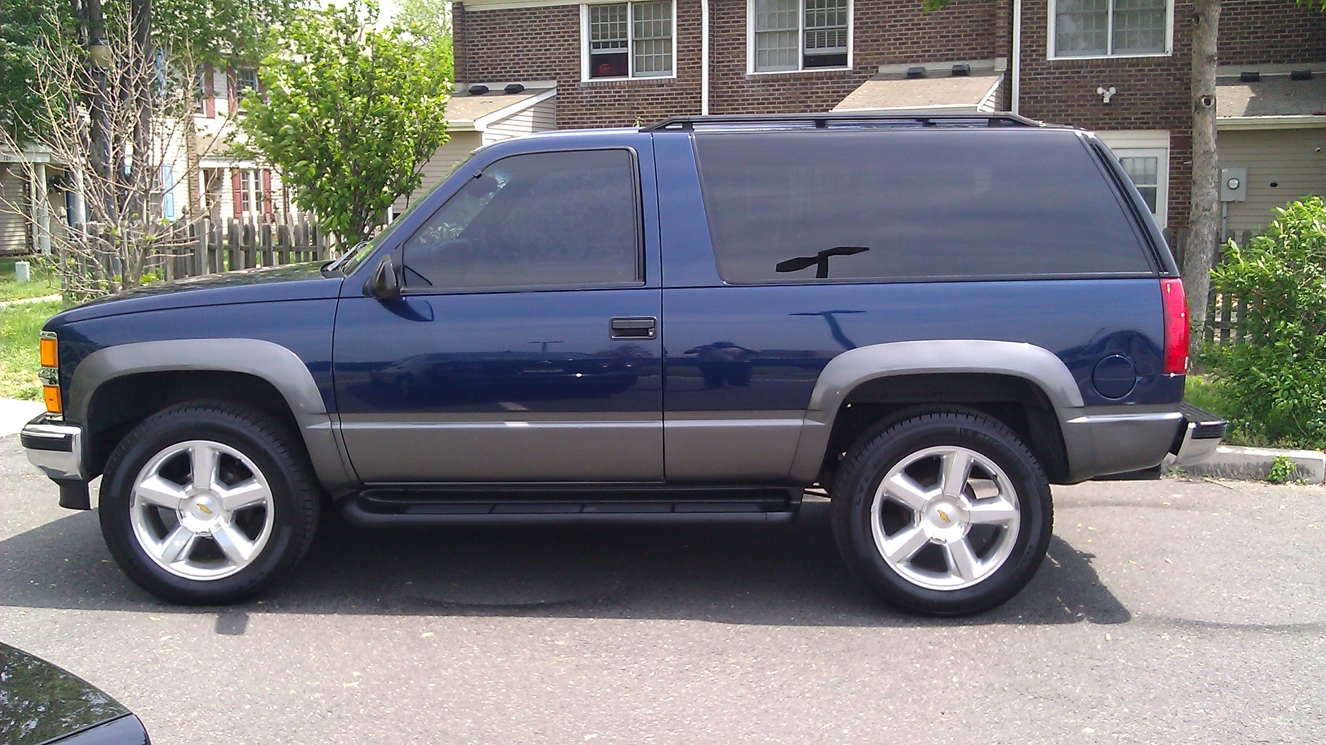 daweeni 1999 Chevrolet Tahoe Specs, Photos, Modification ...