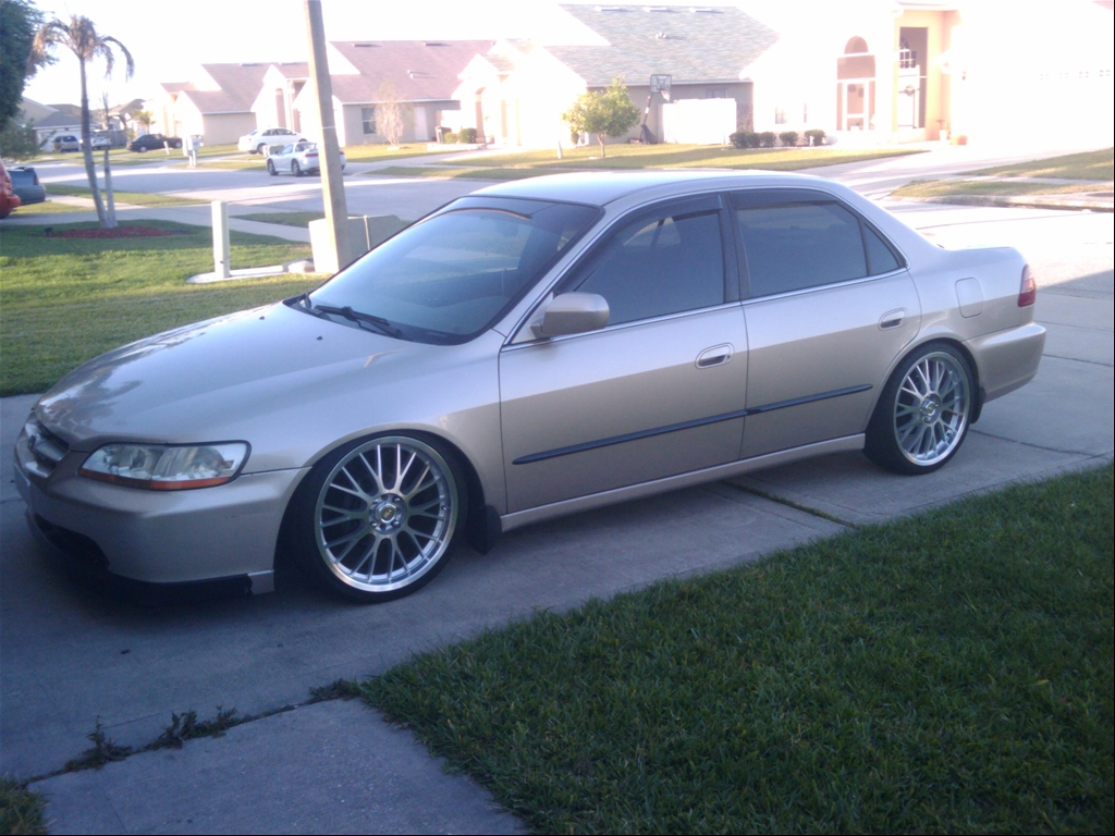 Lowered 2000 Accord Gallery