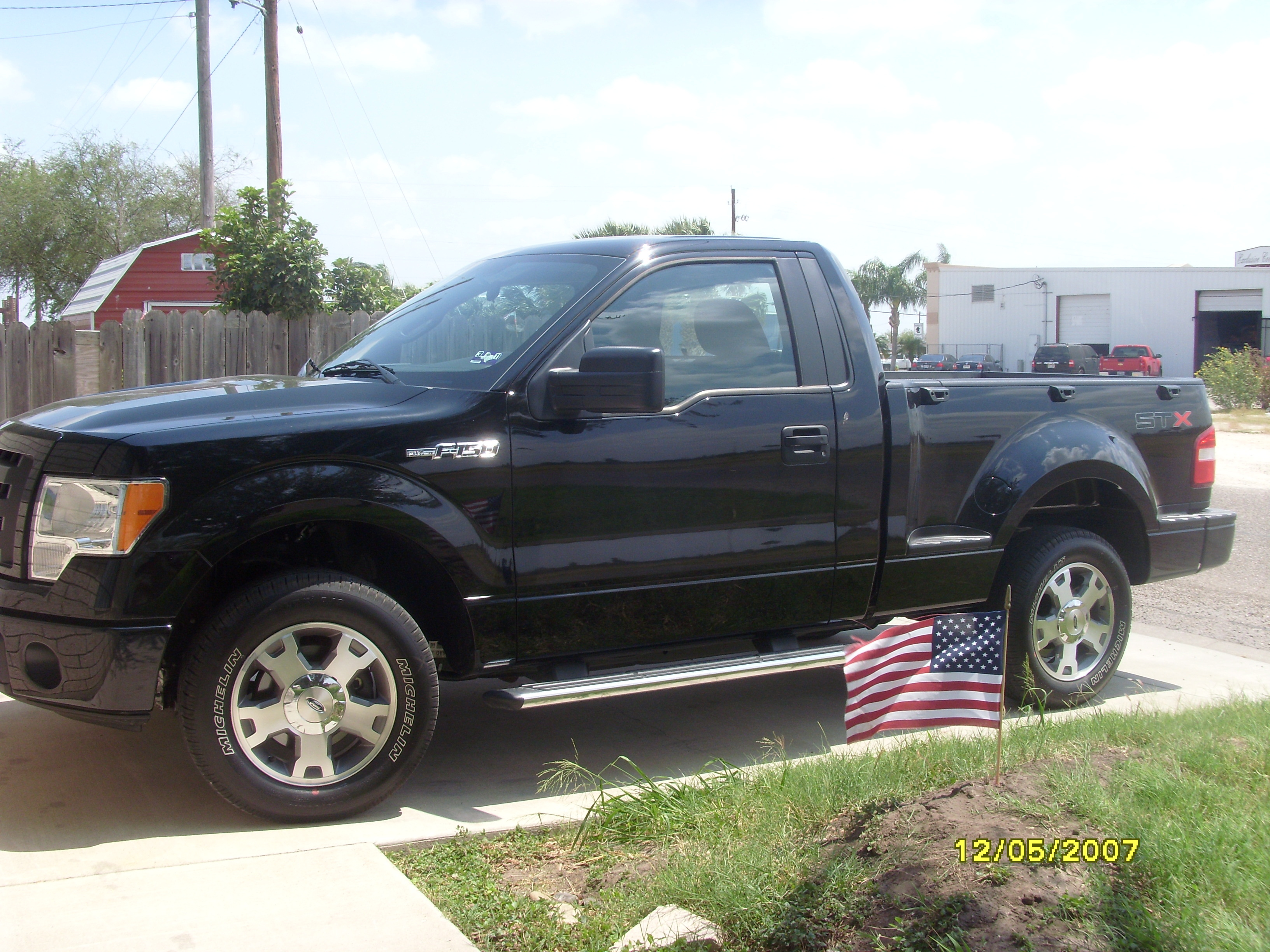army50gunner 2009 ford f150 regular cab specs photos modification info at cardomain. Black Bedroom Furniture Sets. Home Design Ideas