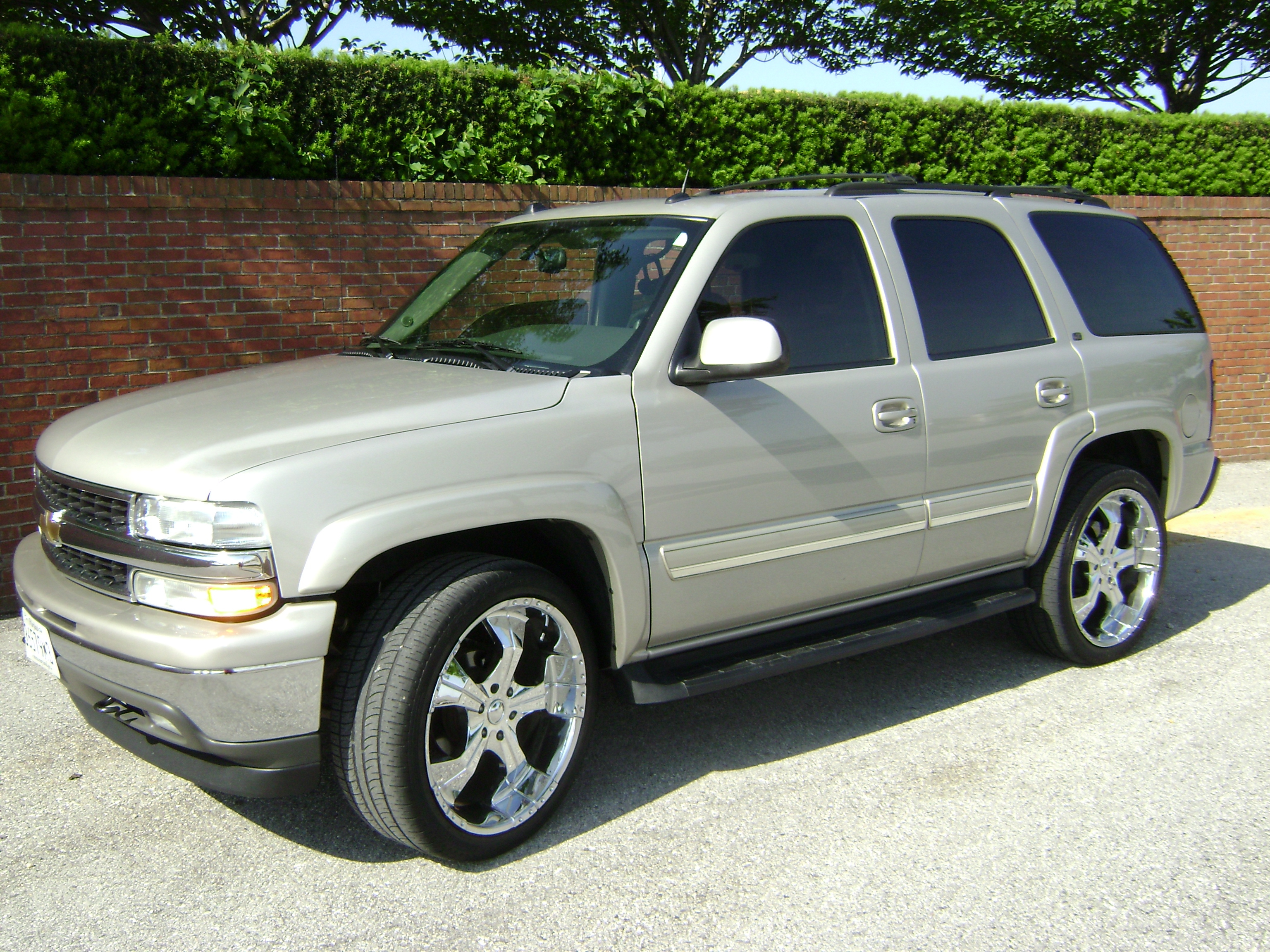 05tahoe 2005 Chevrolet Tahoe Specs, Photos, Modification ...