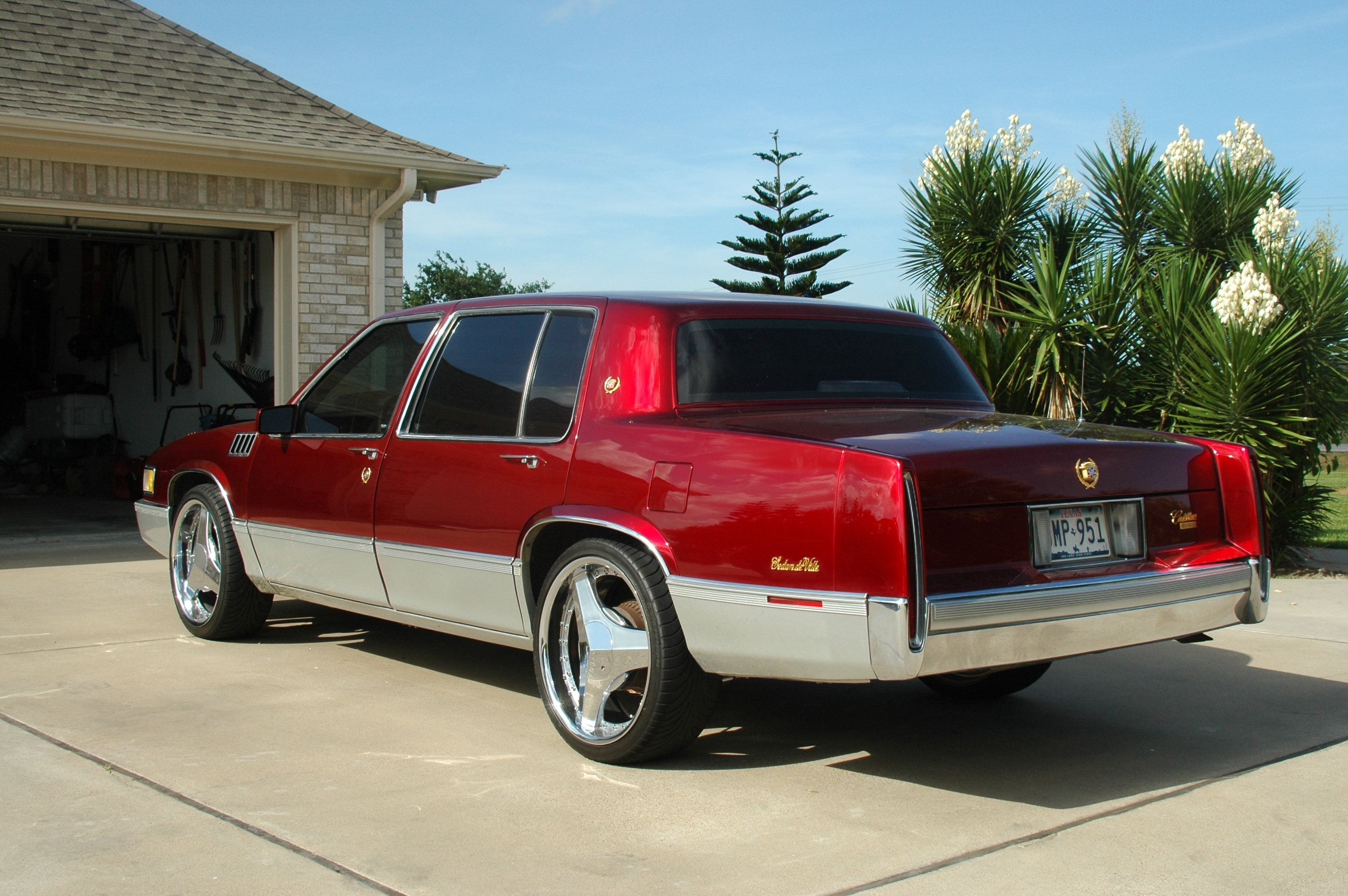 Another masterap90 1989 Cadillac DeVille post... - 13087525