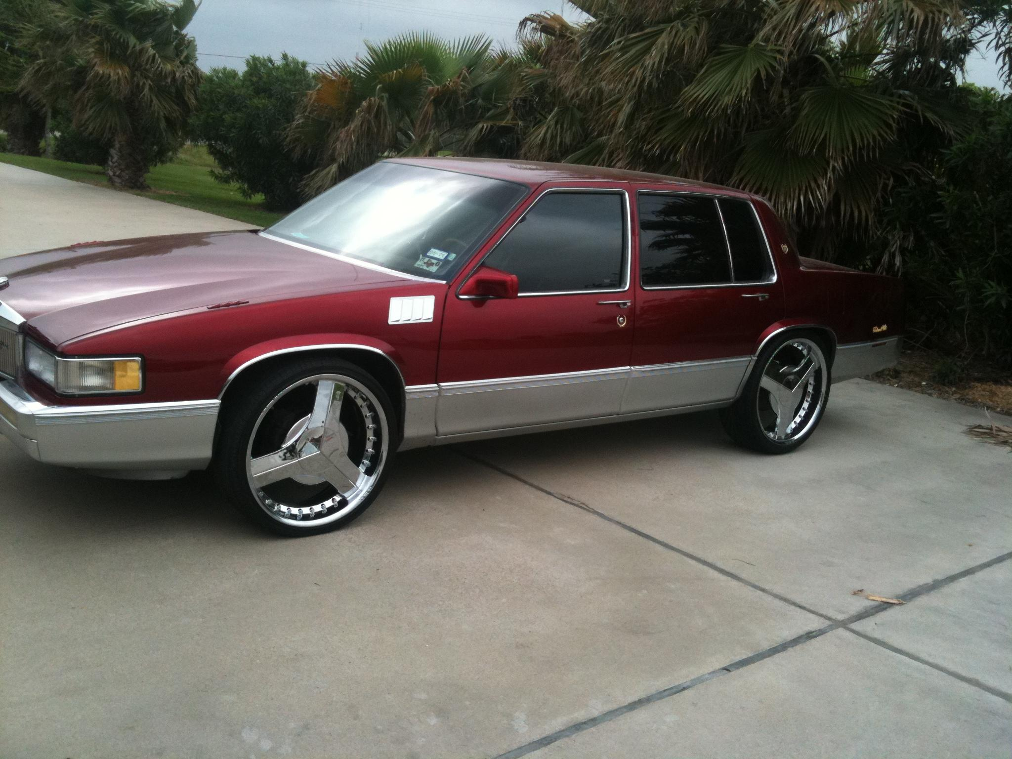 Another masterap90 1989 Cadillac DeVille post... - 13087529
