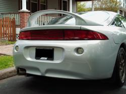 silver99OZs 1999 Mitsubishi Eclipse