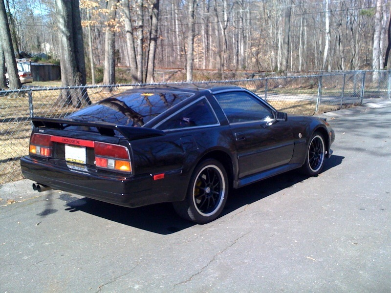 havjik11 1986 nissan 300zx specs photos modification. Black Bedroom Furniture Sets. Home Design Ideas