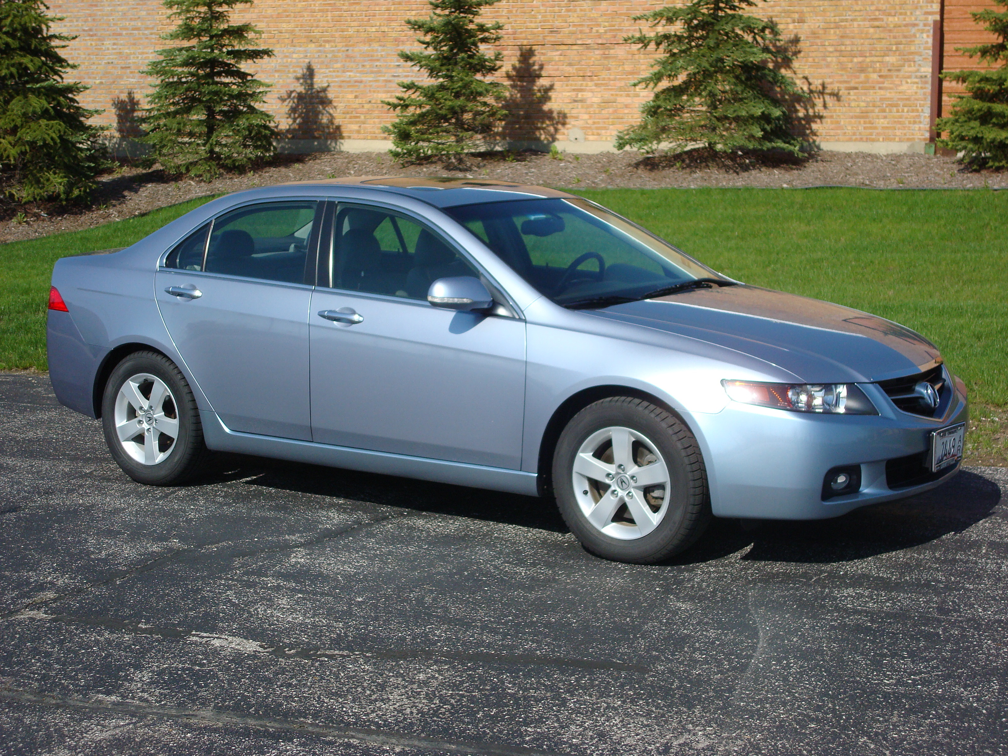 mtrakos 39 s 2004 acura tsx in north chicago il. Black Bedroom Furniture Sets. Home Design Ideas