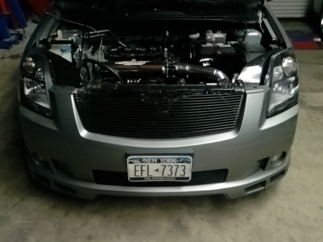 Another TURBOSENTRA08 2008 Nissan Sentra post... - 13101271