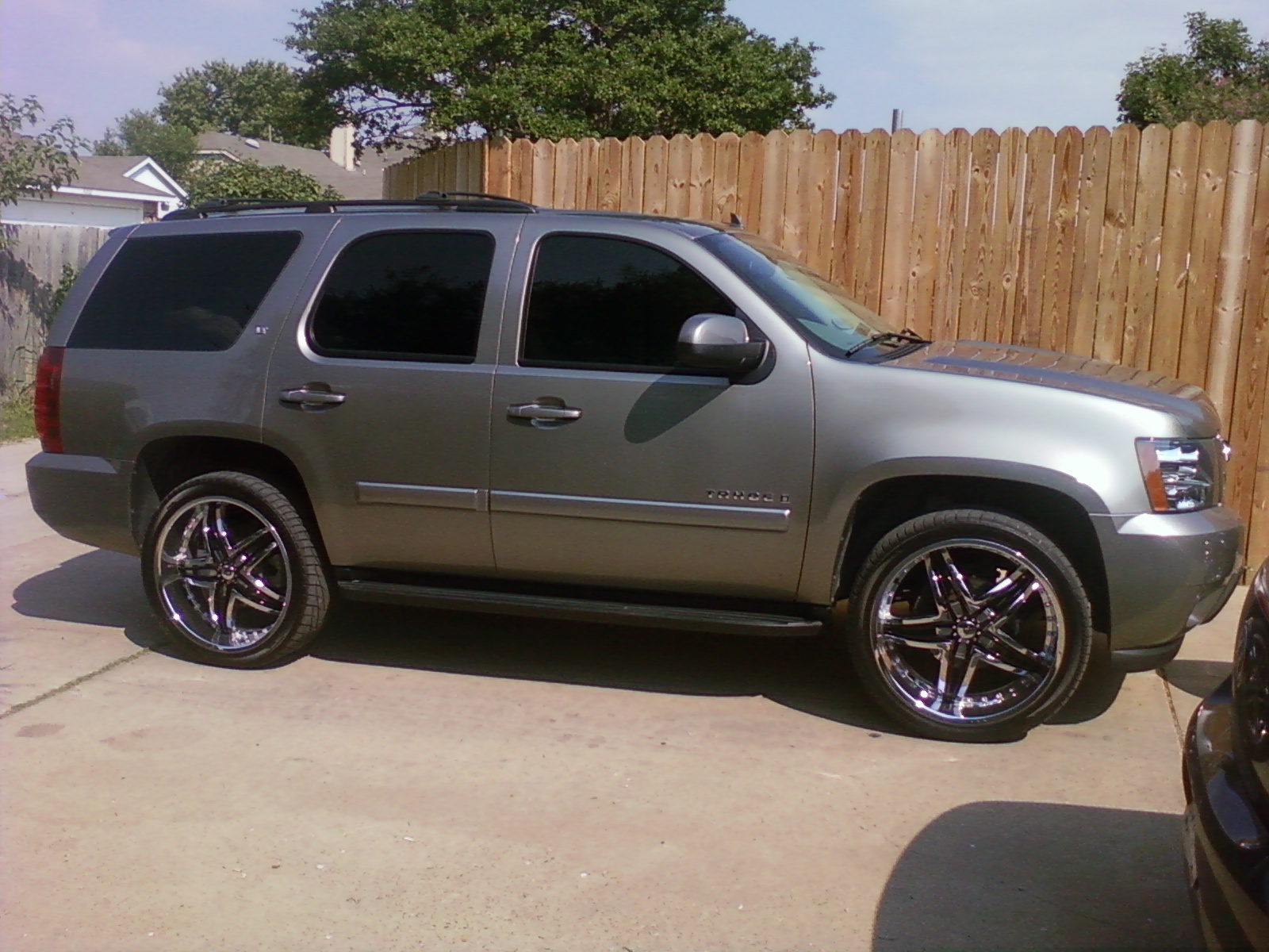 dallasbeast 2008 chevrolet tahoe specs photos modification info at cardomain. Black Bedroom Furniture Sets. Home Design Ideas
