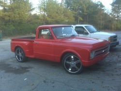 dsgaboi 1967 Chevrolet C/K Pick-Up