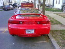 fo_sHowws 1997 Mitsubishi 3000GT