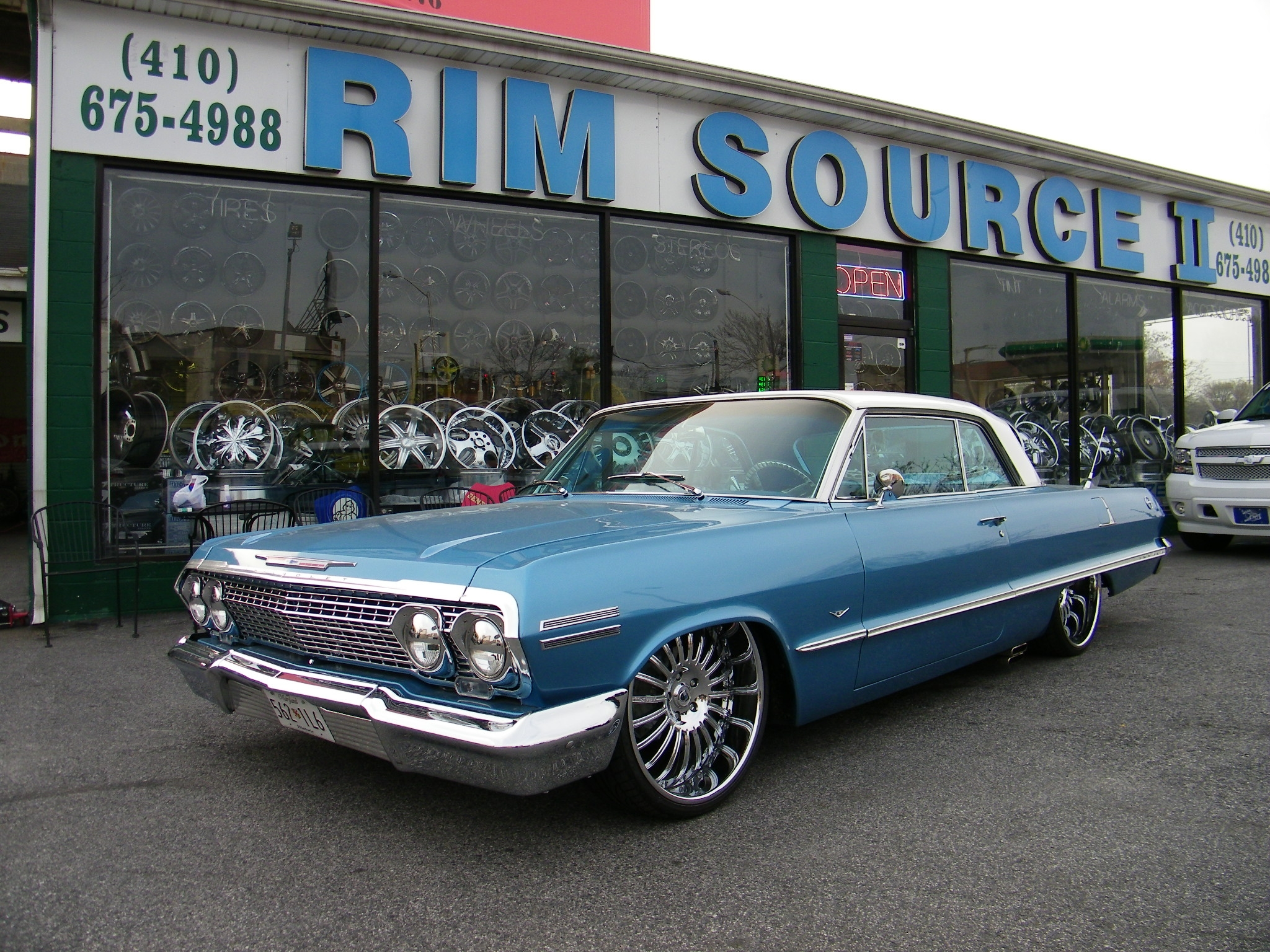 Another RIMSOURCE 1963 Chevrolet Impala post... - 13088656