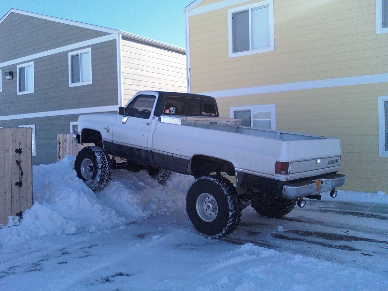 craigbassett44's 1983 Chevrolet C/K Pick-Up