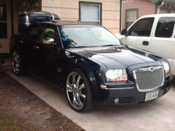 brown13prides 2007 Chrysler 300