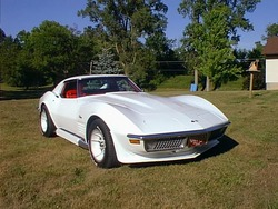 badblood093s 1971 Chevrolet Corvette