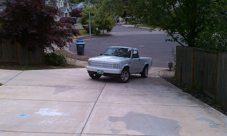 Dodge Dakota Sport 1996. is my 96 Dakota Sport!