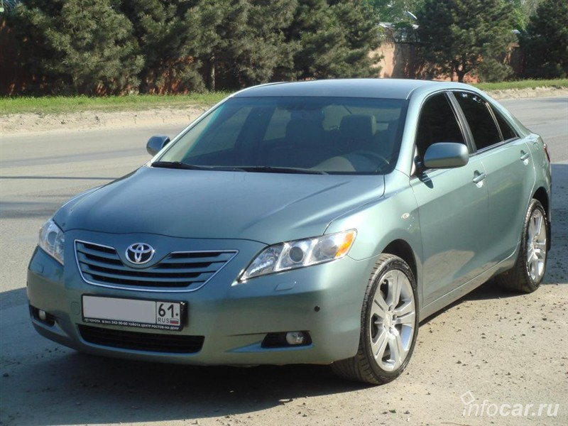 kavabanga 39 s 2008 toyota camry in moscow. Black Bedroom Furniture Sets. Home Design Ideas