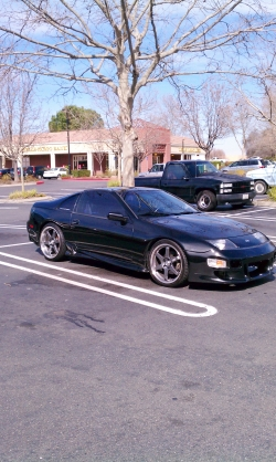 TH4NOSs 1993 Nissan 300ZX 