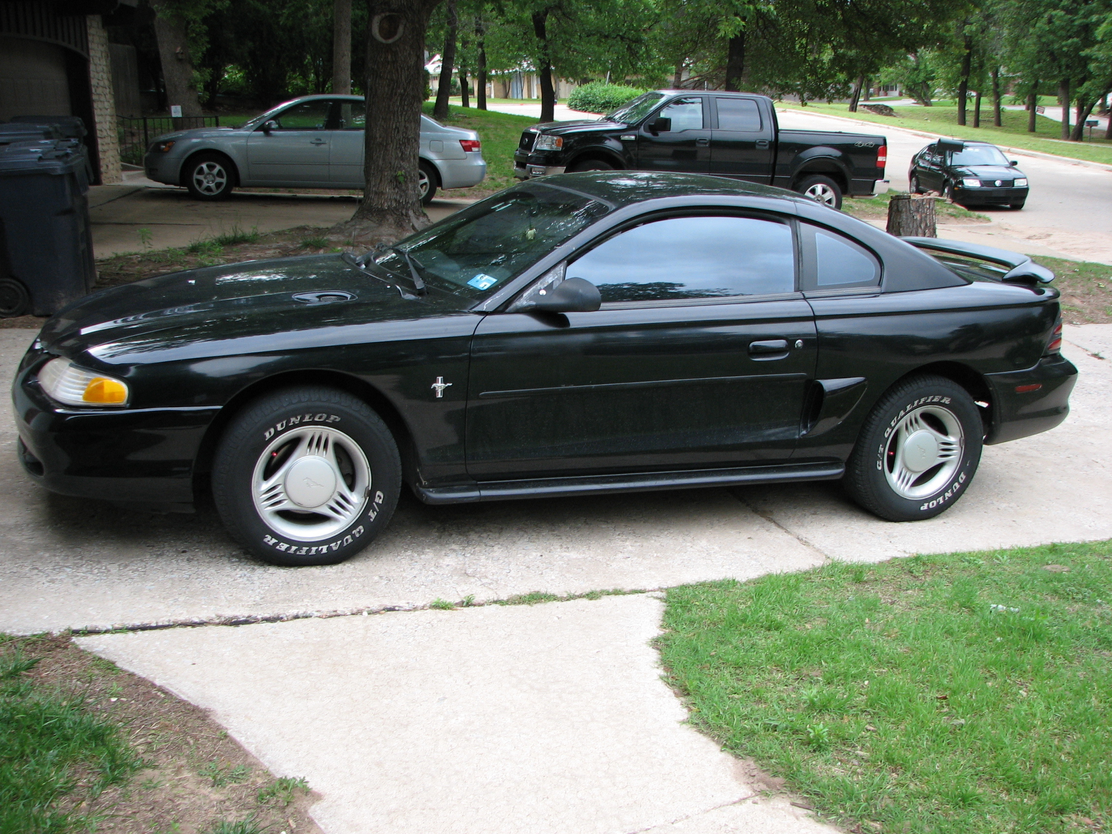 95 mustang38 1995 ford mustang specs photos modification. Black Bedroom Furniture Sets. Home Design Ideas