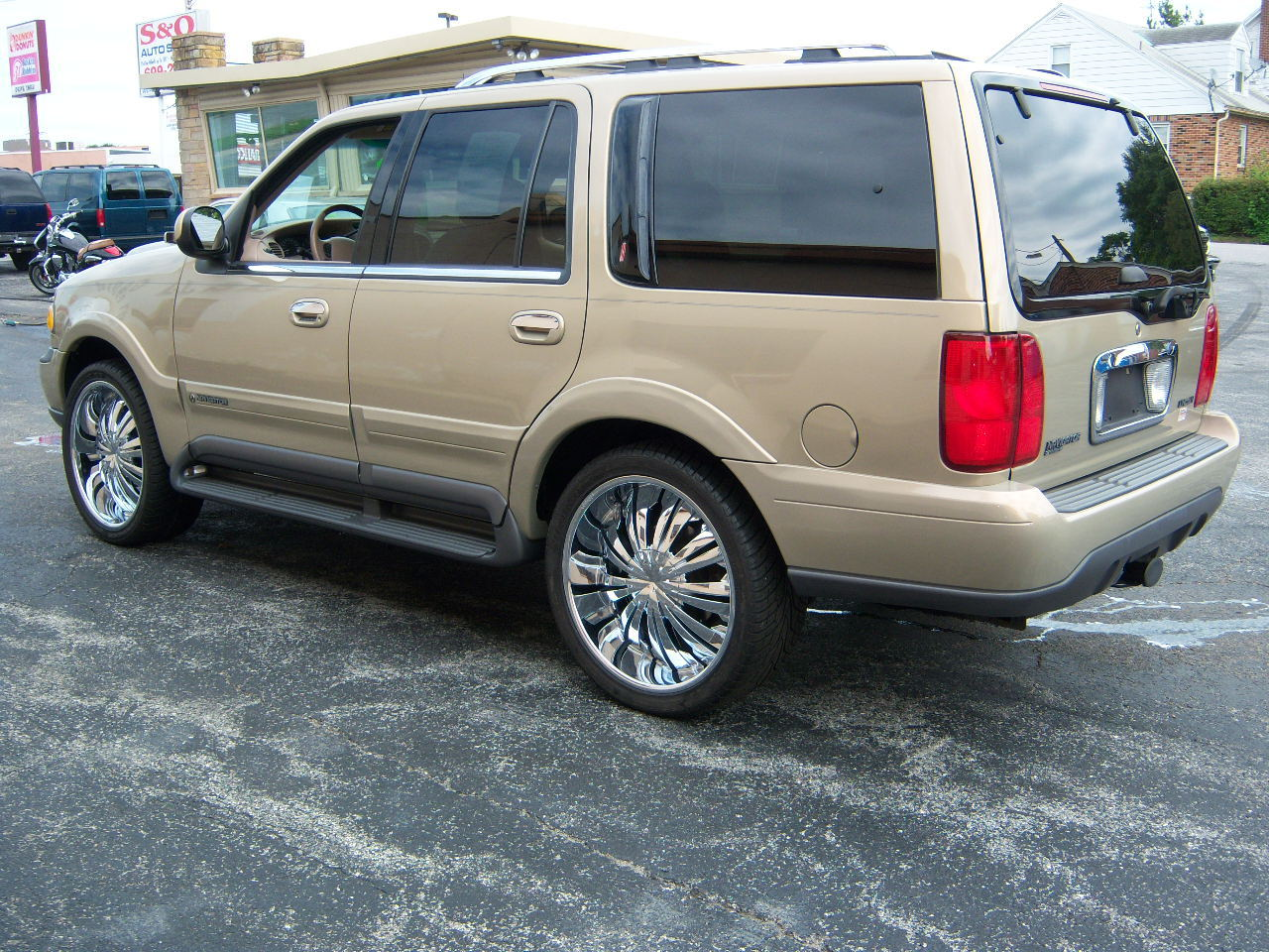 Soauto 1999 Lincoln Navigator Specs Photos Modification