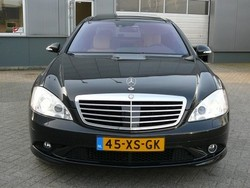 clashmans 2007 Mercedes-Benz S-Class