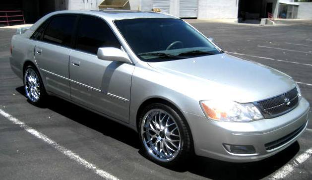 impalamadness 2000 toyota avalon specs photos modification info at cardomain cardomain