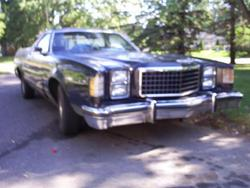 Jape22s 1977 Ford Ranchero