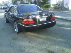 bigheat357s 2001 Acura RL