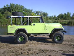 jackster101s 1984 Jeep CJ8 Scrambler