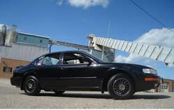 DownForWhatevers 1997 Nissan Maxima