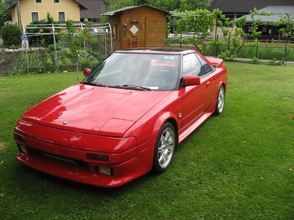 Another toasted84 1987 Toyota MR2 post... - 13095813