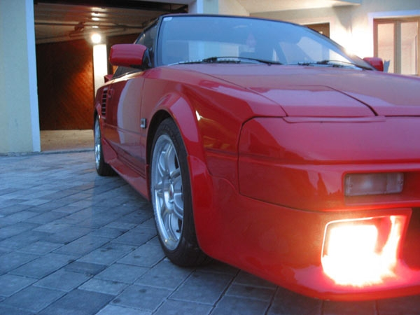 Another toasted84 1987 Toyota MR2 post... - 13095816