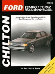 RosedaleChica 1989 Ford Tempo