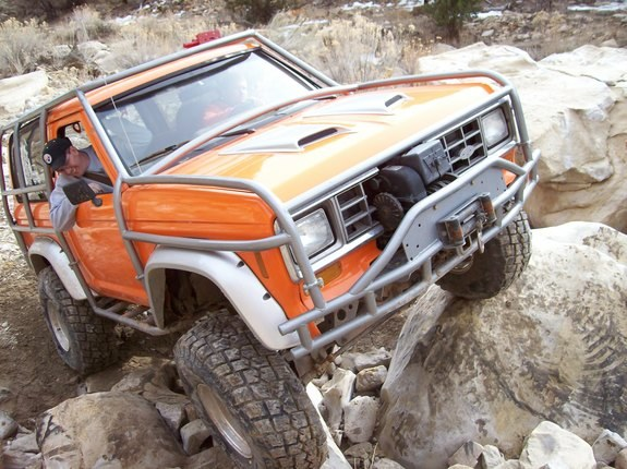 Another R-O-D-E-O 1986 Ford Bronco II post... - 9555048