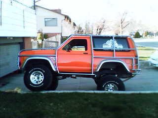 Another R-O-D-E-O 1986 Ford Bronco II post... - 9555050