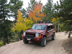 rwmorrisonjrs 2006 Jeep Commander