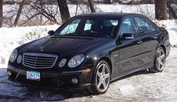 1BADBURBs 2007 Mercedes-Benz E-Class