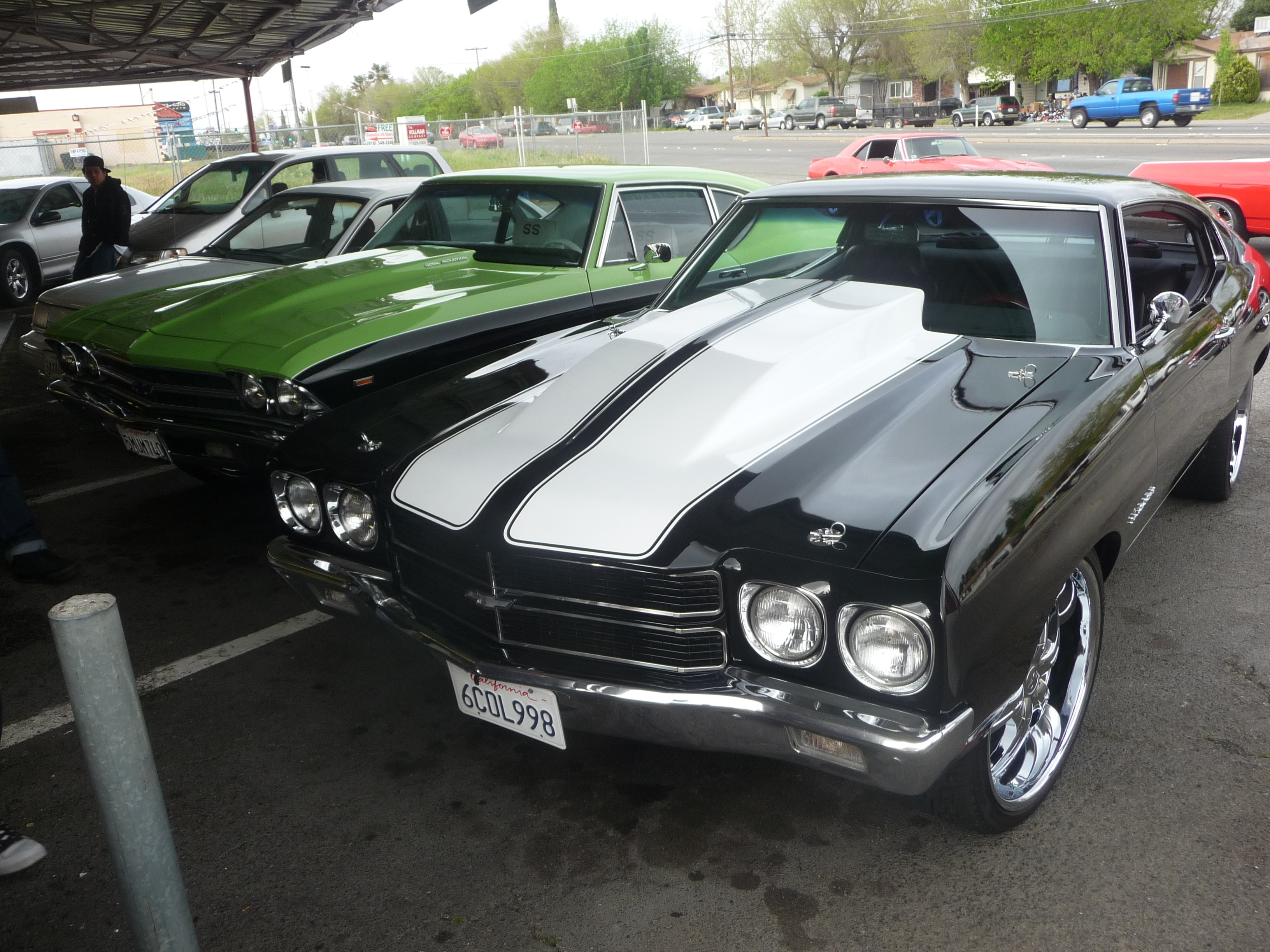 Another BOSSBREED 1969 Chevrolet Chevelle post... - 13101715