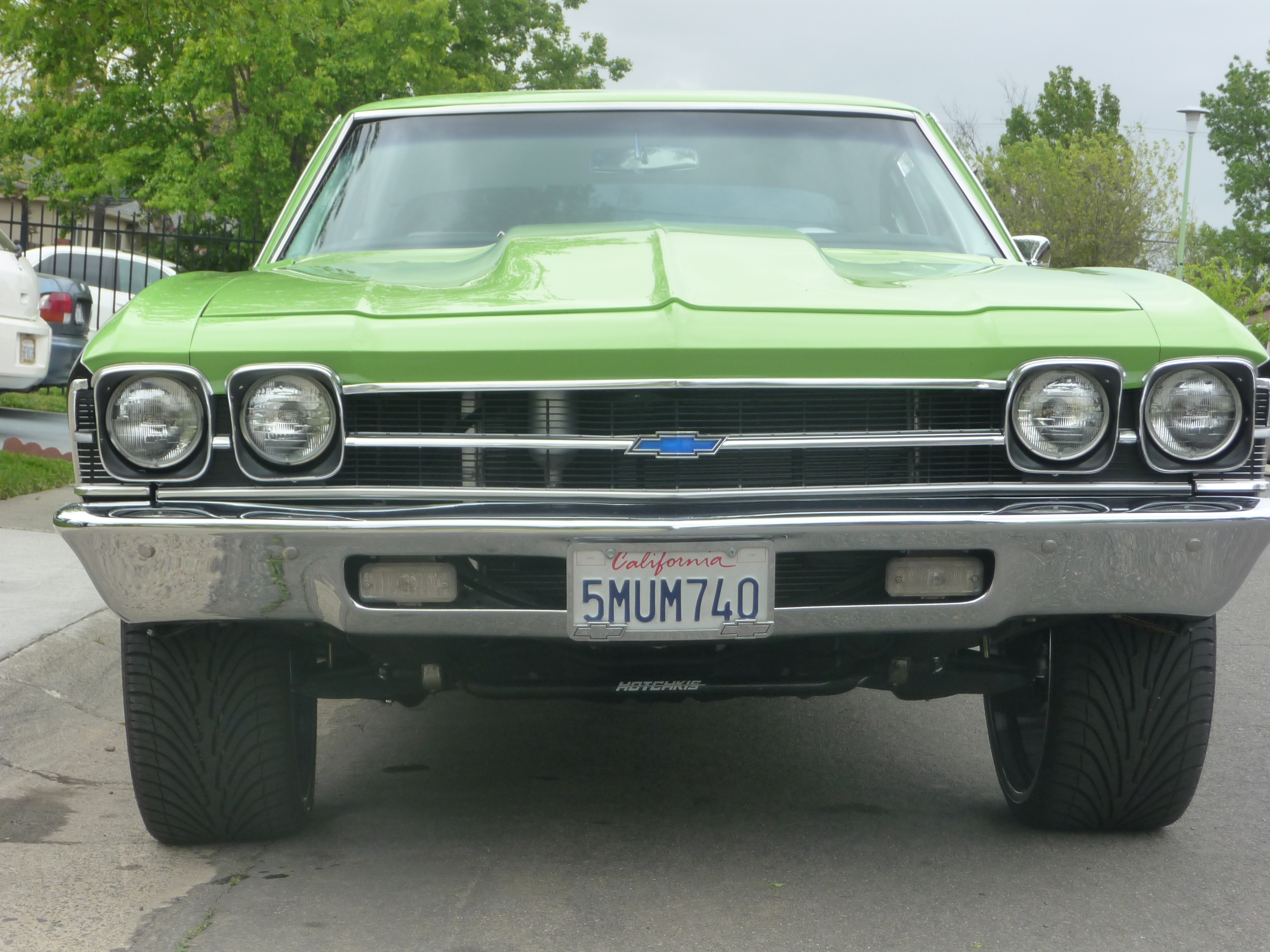 Another BOSSBREED 1969 Chevrolet Chevelle post... - 13101720