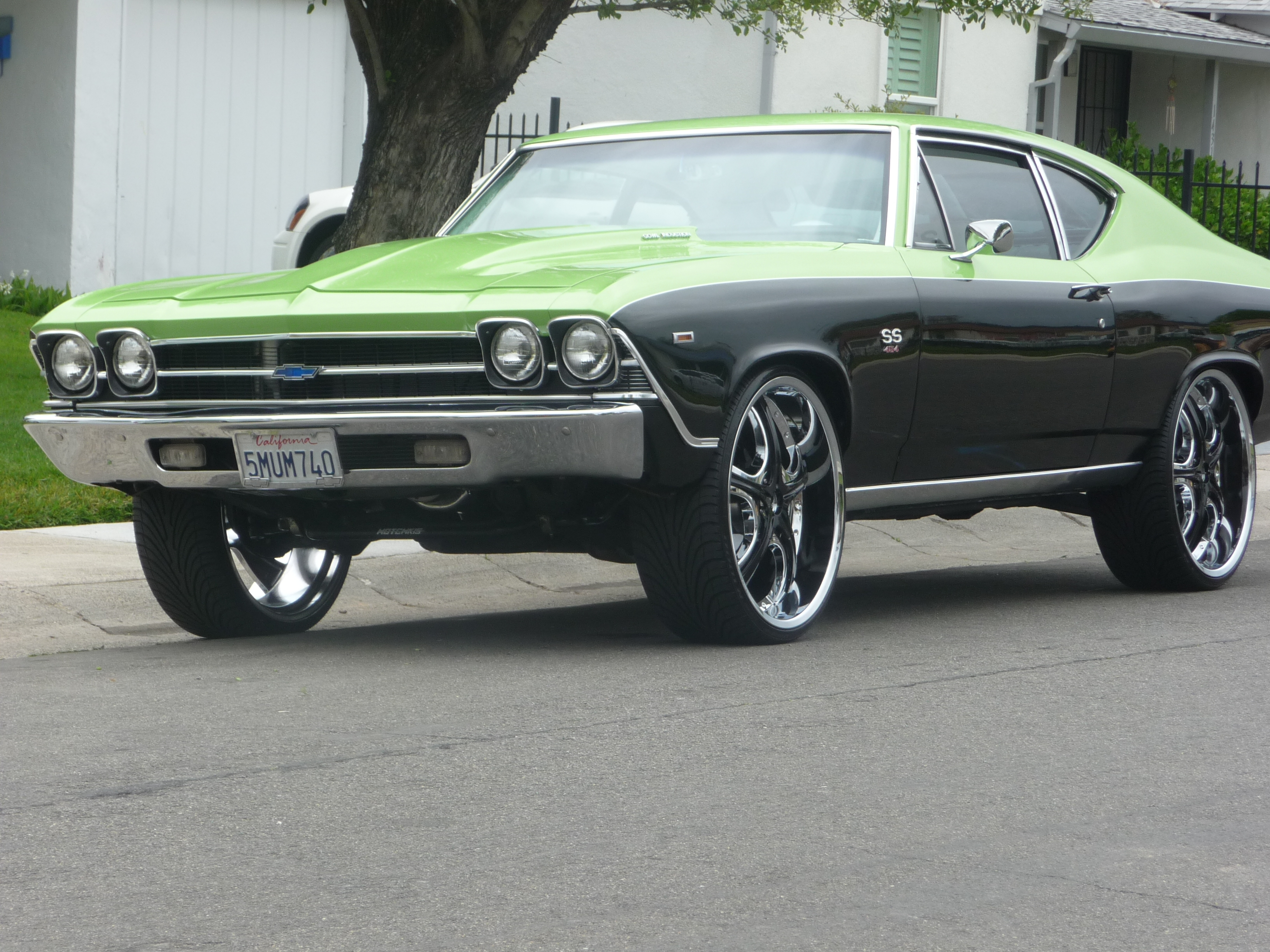 Another BOSSBREED 1969 Chevrolet Chevelle post... - 13101722
