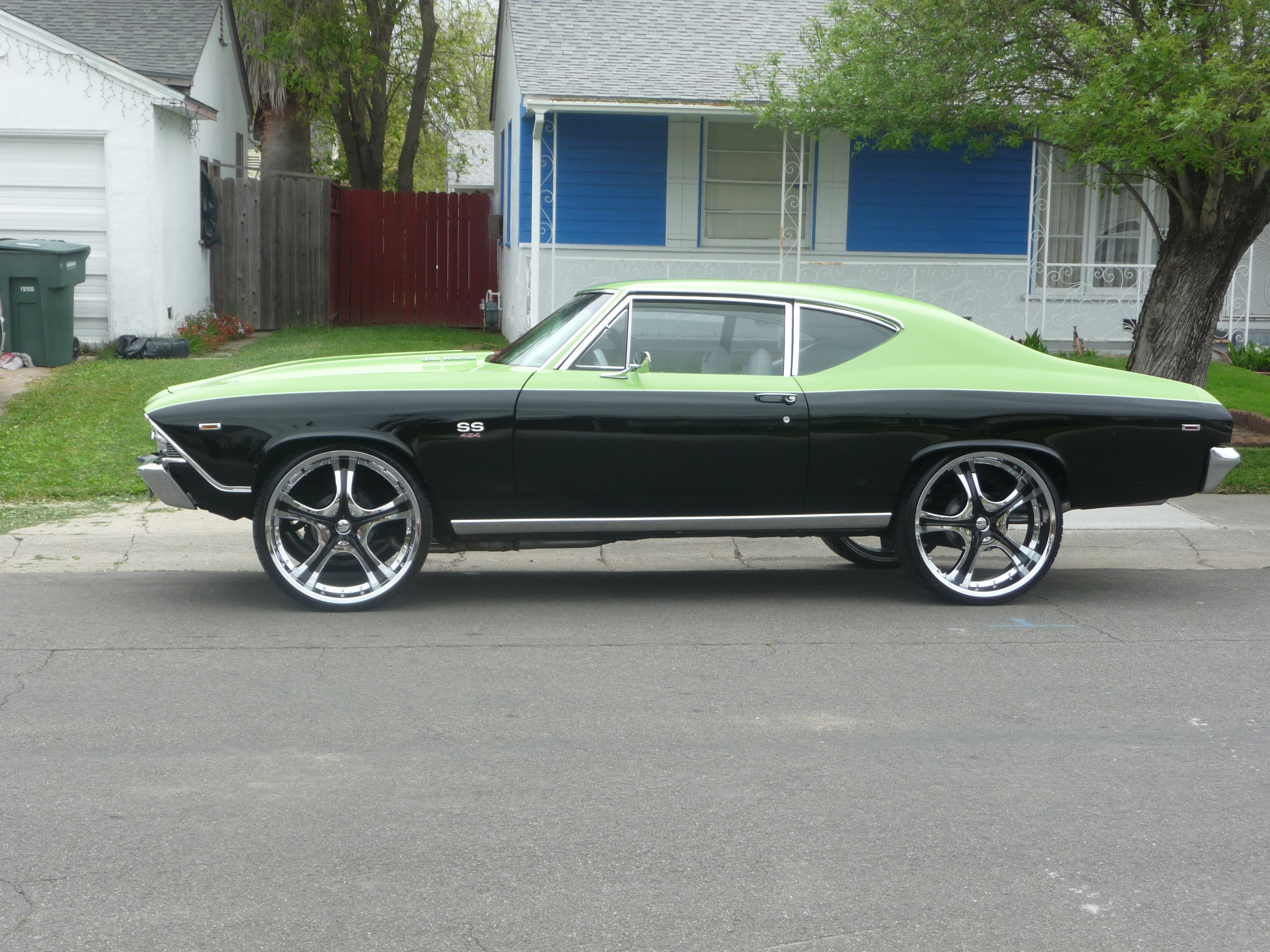 Another BOSSBREED 1969 Chevrolet Chevelle post... - 13101723