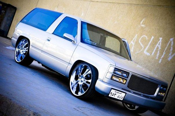 outlawz-sa 1997 Chevrolet Tahoe 13099100