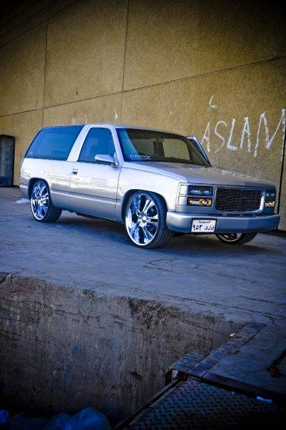 outlawz-sa 1997 Chevrolet Tahoe 13099101