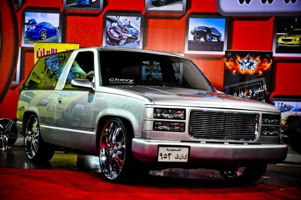 outlawz-sa 1997 Chevrolet Tahoe 13099102