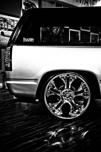 outlawz-sa 1997 Chevrolet Tahoe